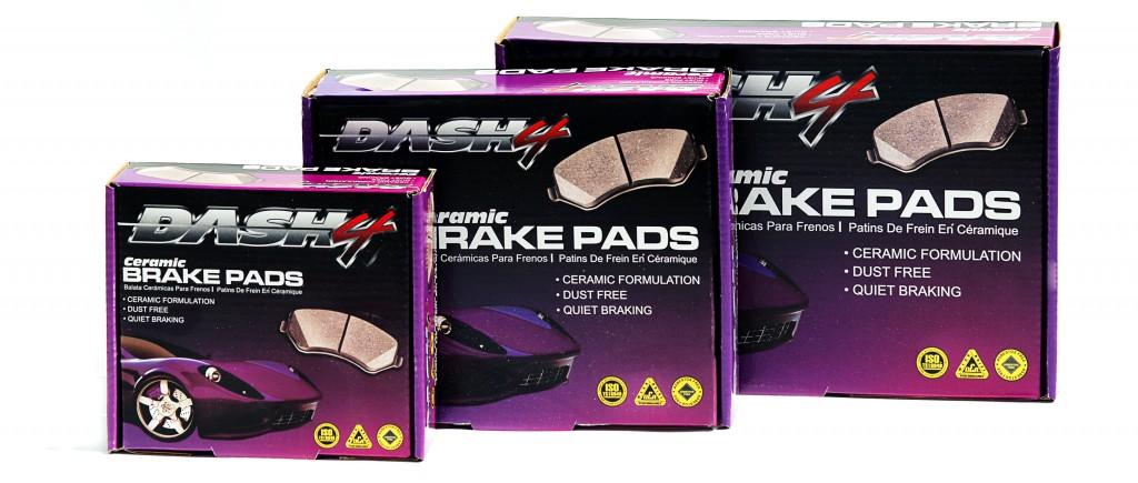 Dash4 Ceramic Brakes